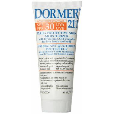 Dormer 211 Face Cream SPF 30