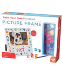 Paint Your Own Porcelain Picture Frame