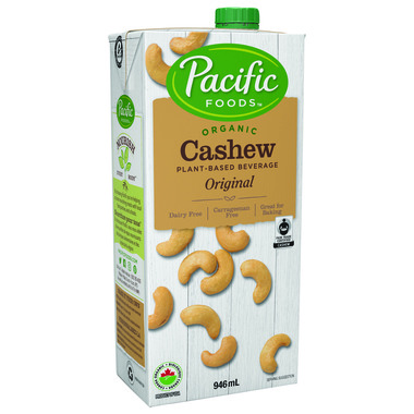 Pacific Original Organic Cashew Beverage
