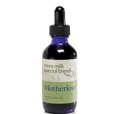 Motherlove More Milk Special Blend Liquid