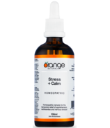 Orange Naturals Stress + Calm