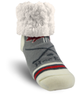 Pudus Classic Slipper Sock Hockey Eh?
