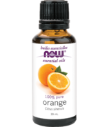 Huile essentielle d'orange NOW Essential Oils