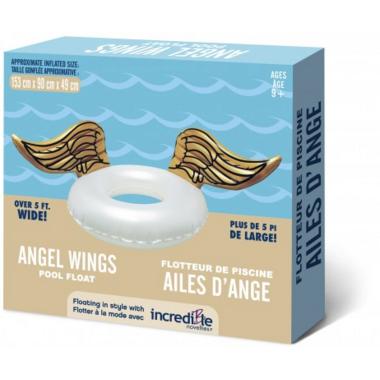 Incredible Novelties Angel Wings Pool Floaty