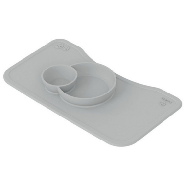 Stokke Ezpz by Stokke Sillicon Mat for Steps Tray Grey