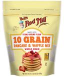 Bob's Red Mill 10 Grain Pancake and Waffle Mix