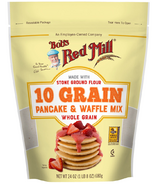 Bob's Red Mill 10 Grain Pancake and Waffle Mix
