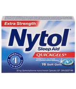 Nytol Sleep Aid Extra Strength QuickGels