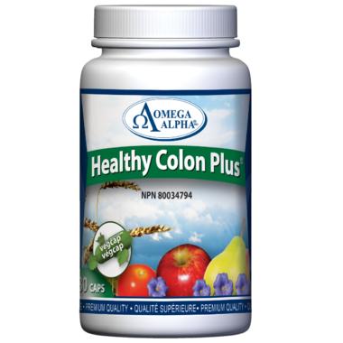 Omega Alpha Healthy Colon Plus