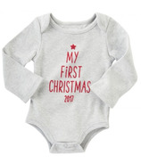 Mud Pie 1st Christmas Crawler