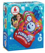 Fubbles Bubbles To Go 6 Pack