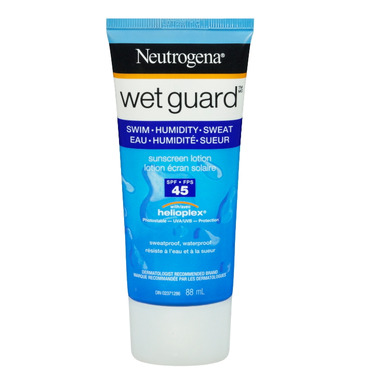Neutrogena Wet Guard Sunscreen Lotion