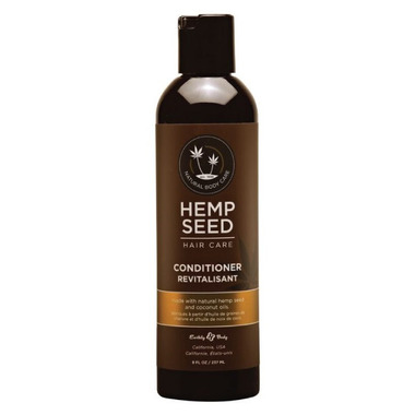 Earthly Body Hemp Seed Hair Care Conditioner