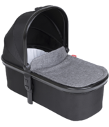 Phil & Teds Charcoal Snug Carrycot + Lid