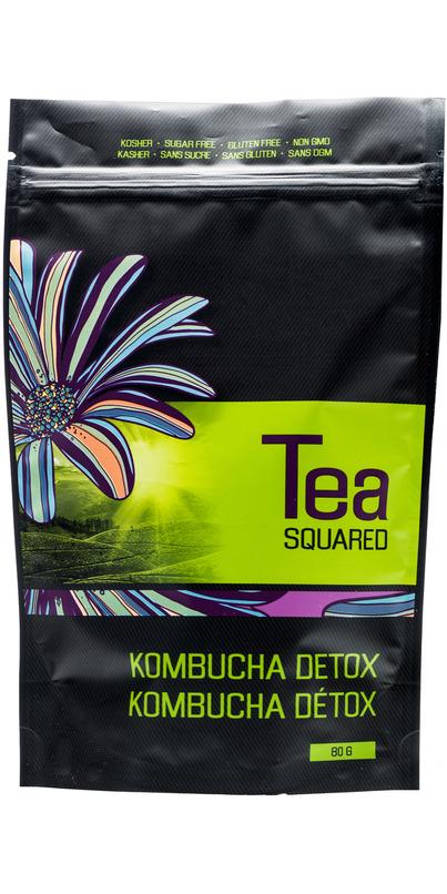 Buy Tea Squared Kombucha Detox Tea at Well.ca   Free ...