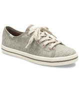 Keds Big Kids Kickstart Seasonal Grey