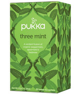 Pukka Three Mint Tea