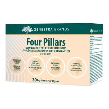 Buy Genestra Four Pillars Complete Daily Nutritional