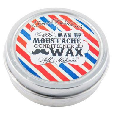 Element Botanicals Man Up Moustache Wax