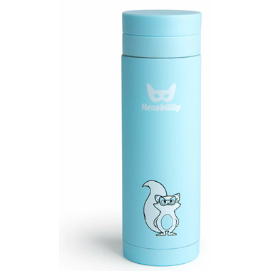 Herobility HeroThermos Blue