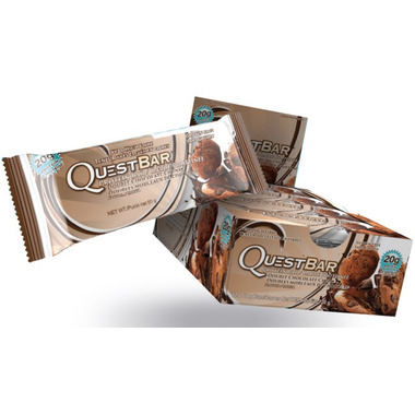 Quest Nutrition Double Chocolate Chunk Protein Bars