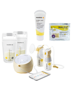 Medela Sonata Double Breast Pump Bundle