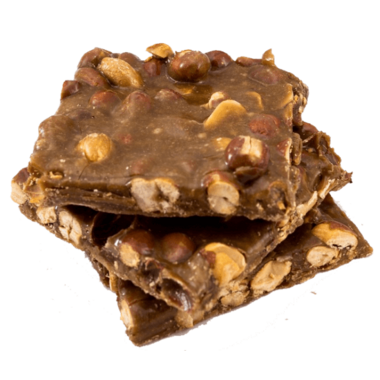 Sweetsmith Candy Co. Traditional Sugar Free Peanut Brittle