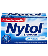 Nytol Sleep Aid Extra Strength Tablets