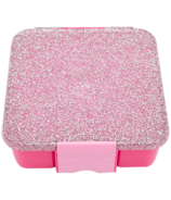 Little Lunch Box Co. Bento Five Pink Glitter