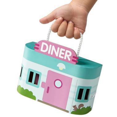 Sago Mini Portable Playset Jack\'s Diner