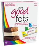 Love Good Fats Limited Edition Variety Pack