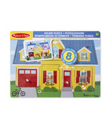 Melissa & Doug Around the House Sound Puzzle