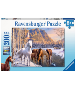 Ravensburger Winter Horses Puzzle