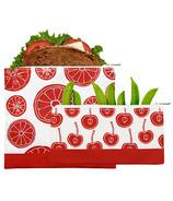 Lunchskins Reusable Zip Bag Set Fruit