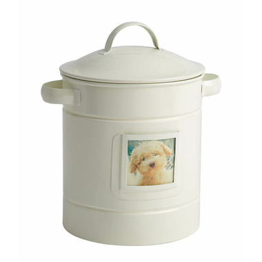 Ore Pet Photo-gram Treat Bin