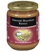 Nuts to You beurre de noisettes aux amandes lisse