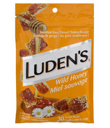 Luden's Drops Wild Honey