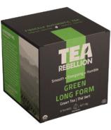 Tea Rebellion Green Long Form Green Tea