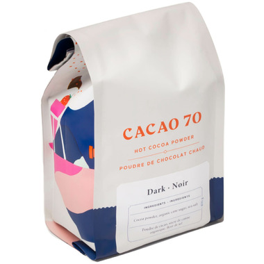 Cacao 70 Dark Hot Cocoa Powder