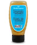 Wedderspoon Raw Multifloral Manuka Honey Kfactor 12 Squeeze Bottle