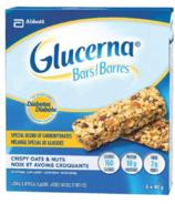 Glucerna Crispy Nuts and Oats Bars