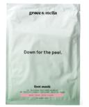 Grace & Stella Co. Dr. Pedicure Foot Peeling Mask Rose