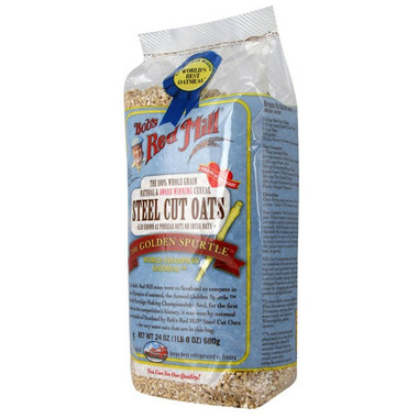 Bob\'s Red Mill Steel Cut Oats