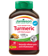 Jamieson High Absorption Turmeric with Black Pepper