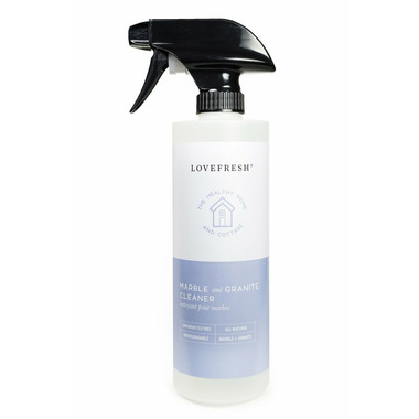 LOVEFRESH Marble & Granite Cleaner Lavender Tea Tree