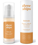 Three Ships Refresh Papaya + Salicylic Acid Cleanser