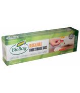 BioBag Resealable Food Storage Bags