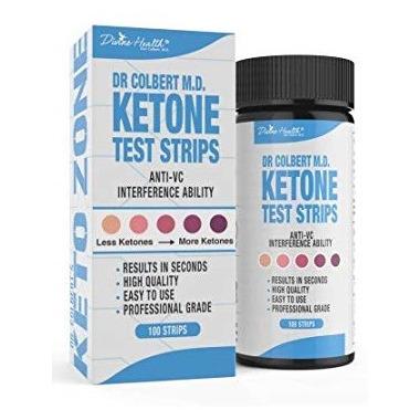 Divine Health Ketone Test Strips