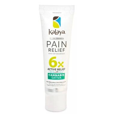 Kalaya Naturals Pain Relief 6x Active Relief