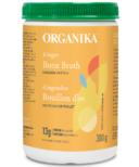 Organika Chicken Bone Broth Protein Powder Ginger
